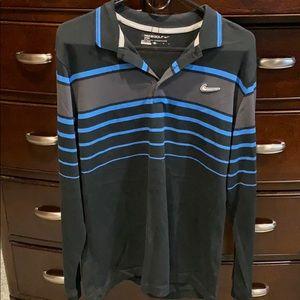Nike Golf Long Sleeve Polo